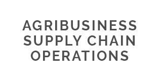 Agribusiness Supply Chain Operations